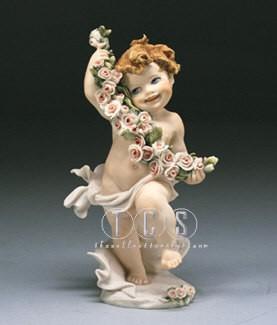 Giuseppe Armani-Dancing Flowers Ret 2002