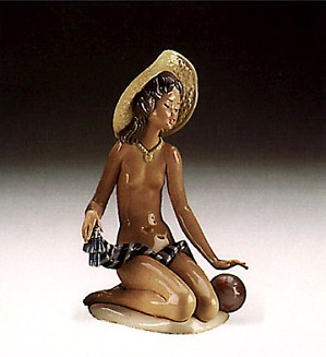 Lladro-On The Beach 1985-88