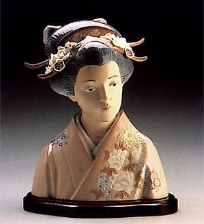 Lladro-Lady Of The East 1986-93