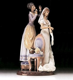 Lladro-My Wedding Day 1986-97