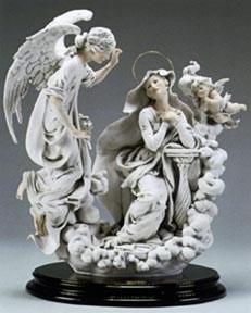 Giuseppe Armani-The Annunciation