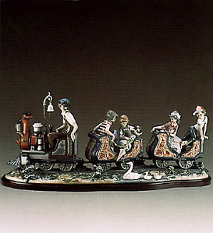Lladro-At The Fair 1987-94