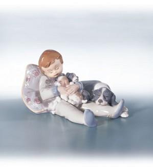 Lladro-Sweet Dreams