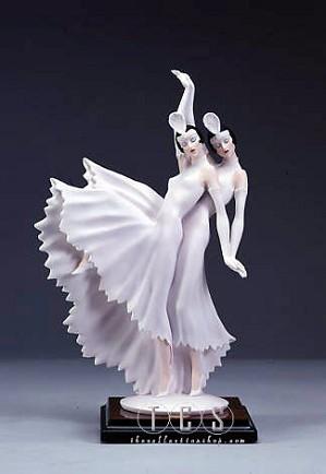 Giuseppe Armani-Twin Dancers
