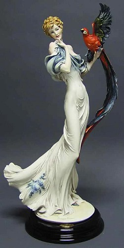 Giuseppe Armani-Saucy Parrot - Ltd. Ed.  5000
