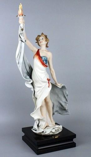 Giuseppe Armani-Lady Liberty