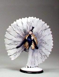 Giuseppe Armani-Peacock Dancer   Ret 04