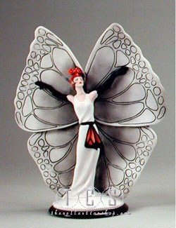 Giuseppe Armani-Butterfly Dancer    Ret 04
