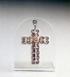 Lladro-Roses Cross #3 1989-91