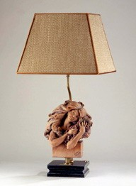 Giuseppe Armani-The Autumn Lampthe Autumn Lamp