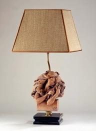 Giuseppe Armani-The Autumn Lampthe Autumn Lamp