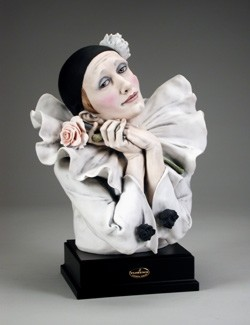 Giuseppe Armani-Pierrot In Love - Ltd. Ed. 3000