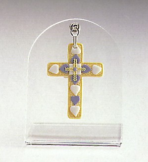 Lladro-Cross Of Diamonds #12 1989-91