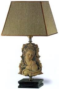 Giuseppe Armani-Cleopatra Lamp