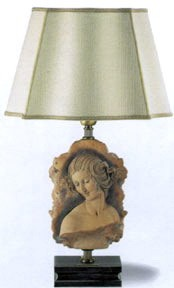 Giuseppe Armani-Leda Lamp After Leonardo