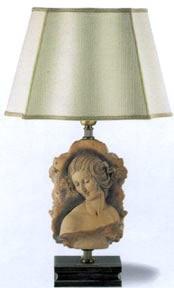 Giuseppe Armani-Leda Lamp After Leonardo