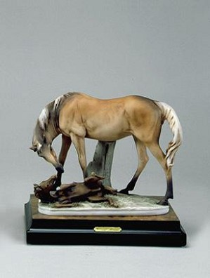 Giuseppe Armani-Mare And Foal