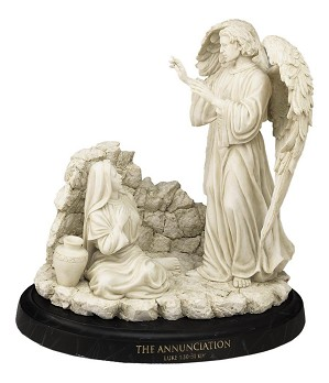 Master Peace Collection-The Annunciation