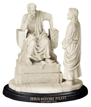 Master Peace Collection-Jesus Before Pilate