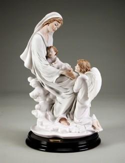 Giuseppe Armani-Madonna And Child With Angel