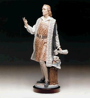 Lladro-Columbus, Two Routes Le1000 1991-95