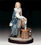 Lladro-Colombus Reflecting Le1000  1991-94
