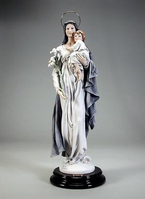 Giuseppe Armani-Madonna & Child With Lilies