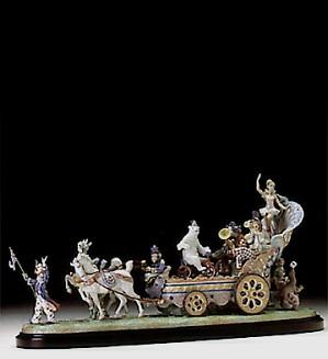 Lladro-Circus Fanfare Le1500  1994-97
