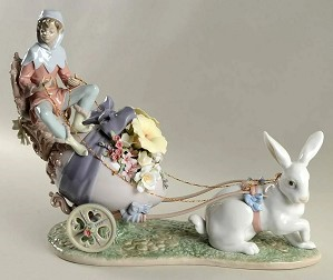 Lladro-Easter Fantasy 1996-02