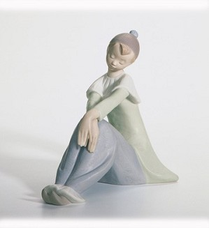 Lladro-Reflective Pierrot 2005-07