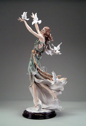 Giuseppe Armani-White Wings