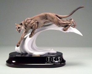 Giuseppe Armani-Mountain Lion - Ltd. Ed. 950