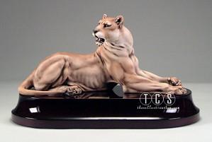 Giuseppe Armani-Lioness - Ltd. Ed. 950