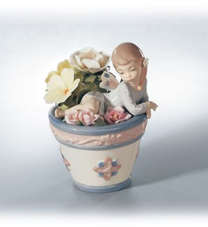 Lladro-Butterfly Fantasy Le2000 1999-2002
