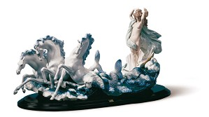 Lladro-Birth Of Venus Le2000 2001-C
