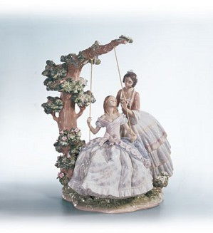 Lladro-A QUIET CONVERSATION