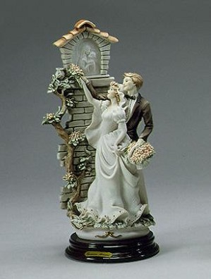 Giuseppe Armani-Wedding Shrine 2006 Retirement