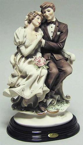 Giuseppe Armani-Garden Wedding