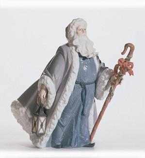 Lladro-Santa Claus Messenger 2004-08