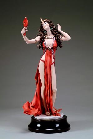 Giuseppe Armani-Cleopatra Artist Proof