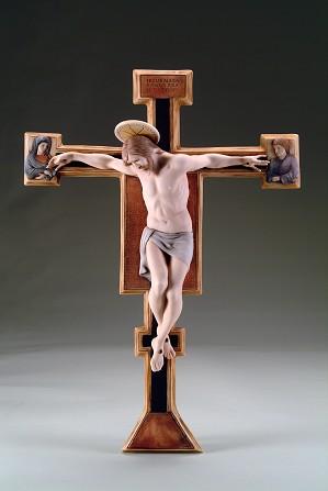 Giuseppe Armani-Crucifix After Giotto