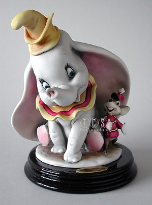 Giuseppe Armani-Dumbo & Timothy