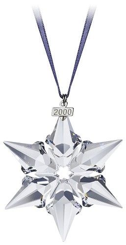 Swarovski-2000 Swarovski Snowflake Ornament