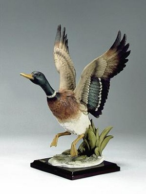 Giuseppe Armani-Flying Mallard