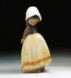Lladro-Lonely 1978-99