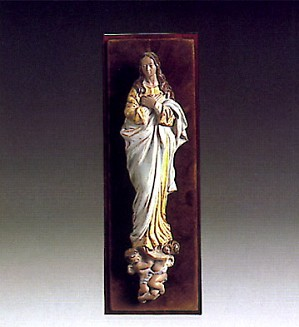 Lladro-Holy Virgin 1978-81