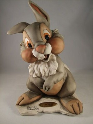 Giuseppe Armani-Thumper Sitting Thumper