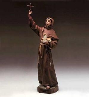 Lladro-Friar Juniper 1984-93