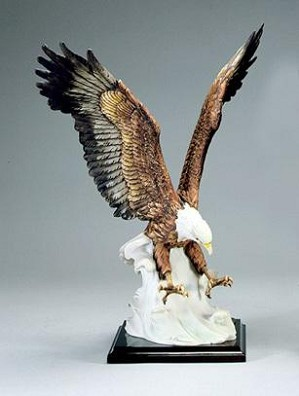 Giuseppe Armani-Sea Eagle-Briar Base