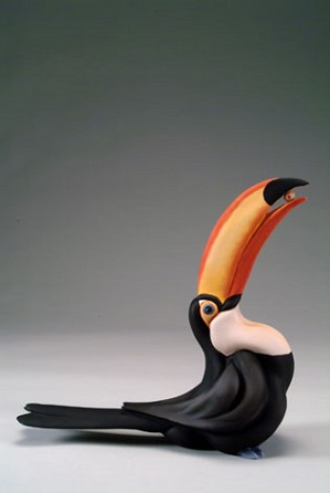 Giuseppe Armani-Toucan - Medium